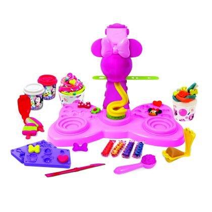 Set plastilina AS Art - Masina de inghetata a lui Minnie Mouse