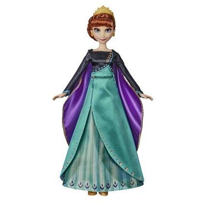 Papusa Frozen 2 - Anna Musical Adventure