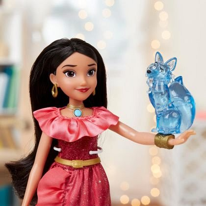 Papusa Disney Princess - Elena din Avalor cu Zuzo