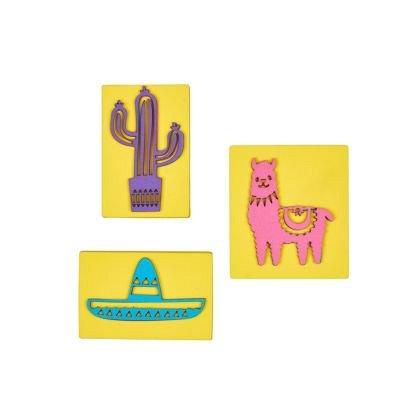 Kit creatie 2-in-1 JackInTheBox - Llama