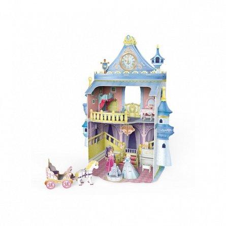 Puzzle 3D CubicFun - Castelul Basmelor, 81 piese