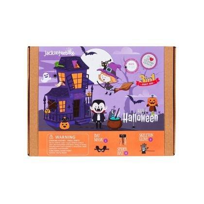 Kit creatie 3-in-1 JackInTheBox - Halloween fericit