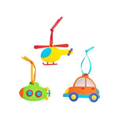 Kit creatie 6-in-1 JackInTheBox - Diferite vehicule