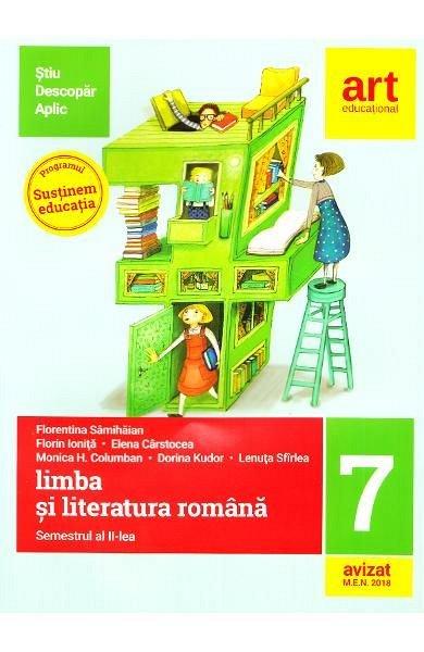 LIMBA ROMANA CLASA 7. SEM.2 (STIU DESCOPAR APLIC)