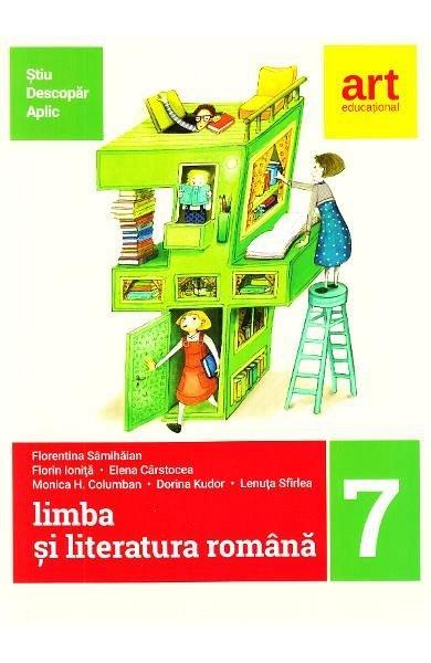 LIMBA ROMANA CLASA 7 STIU. DESCOPAR. APLIC