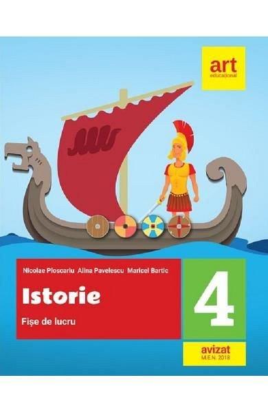 ISTORIE. FISE DE LUCRU. CLASA 4