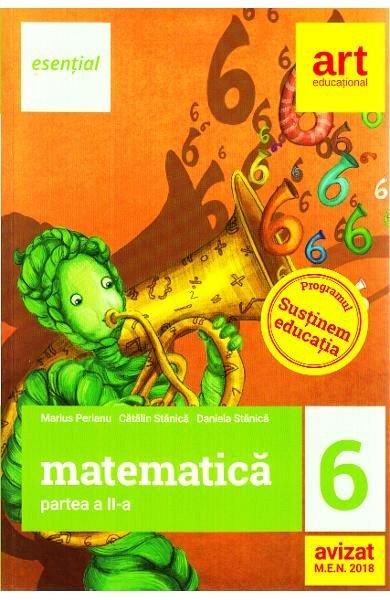 ESENTIAL. MATEMATICA CLASA 6. PARTEA II