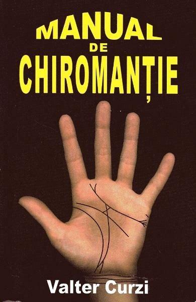 MANUAL DE CHIROMANTIE