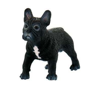 Figurina Bullyland Bulldog francez Sammy