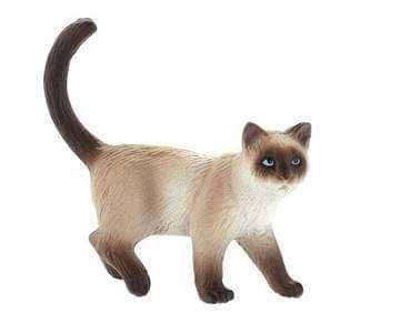 Figurina Bullyland Pisica siameza Kimmy