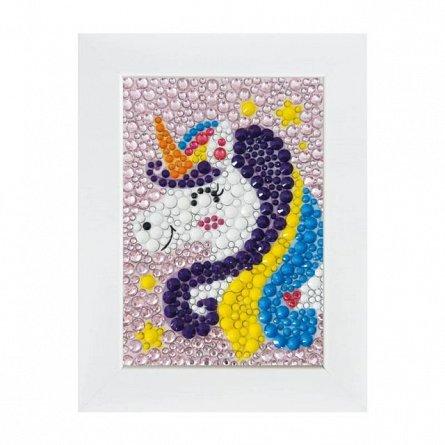 Set creativ Glitters - Unicorn, Buki France