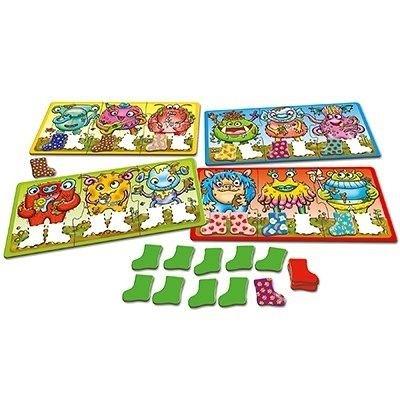 Joc educativ Cizmulitele de Cauciuc, Orchard Toys