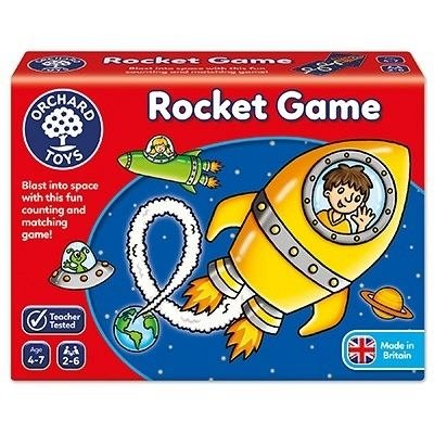 Joc educativ Racheta, Orchard Toys