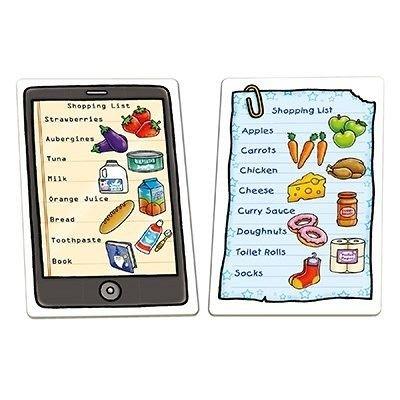 Joc educativ Lista de cumparaturi, Limba Engleza, Orchard Toys