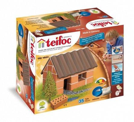 Set constructie Teifoc - Casuta de familie
