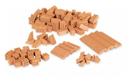 Set constructie Teifoc - Sortiment de caramizi
