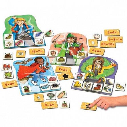Joc educativ Magia Matematicii, Orchard Toys