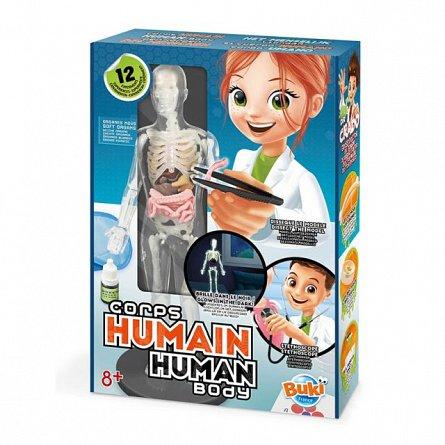 Corpul uman Buki France - 12 experimente