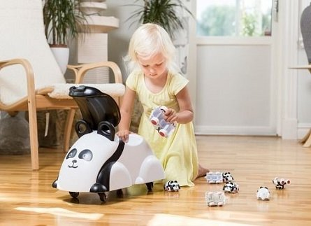Vehicul copii Viking Toys Cute Rider - Panda