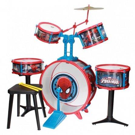 Set tobe Reig Musicales Spiderman, baterie