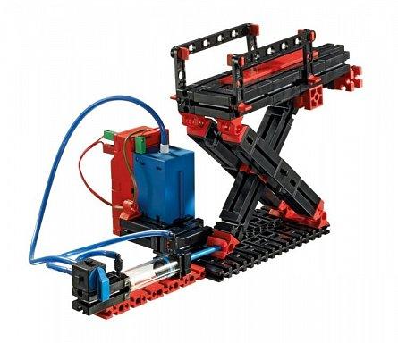 Set constructie Fischertechnik Profi - Pneumatic 3, 8 modele