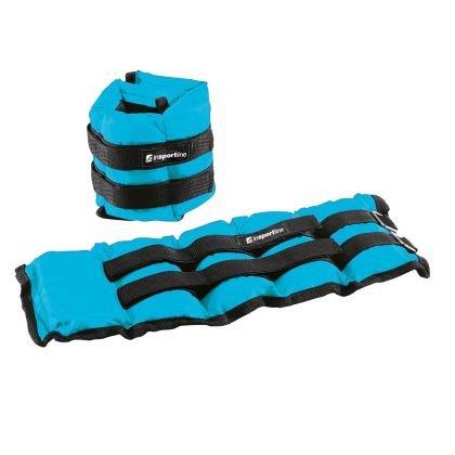 Saculeti cu greutati inSportline BlueWeight, 2x2 kg