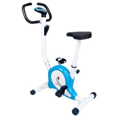 Bicicleta fitness Konfort Sportmann, albastru