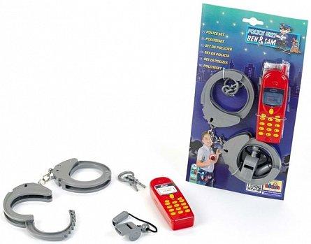 Set 3 accesorii Politie Klein