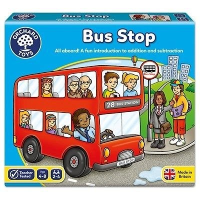 Joc educativ Autobuzul, Orchard Toys