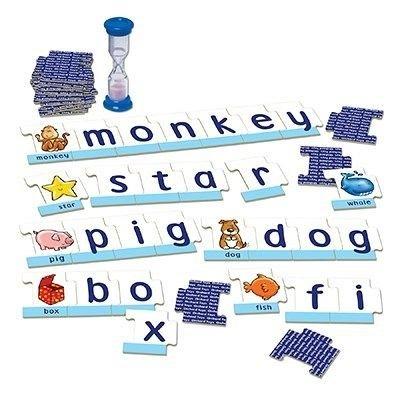 Joc educativ Scrie corect contra cronometru, Limba Engleza, Orchard Toys