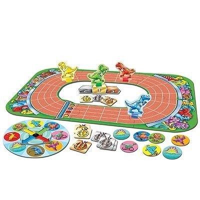 Joc de societate Intrecerea dinozaurilor, Orchard Toys