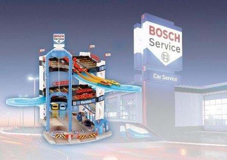 Parcare Klein Bosch cu 3 nivele