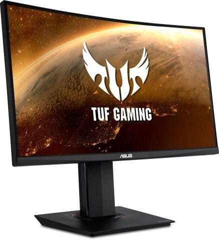 Monitor curbat Asus VG24VQ 23.6
