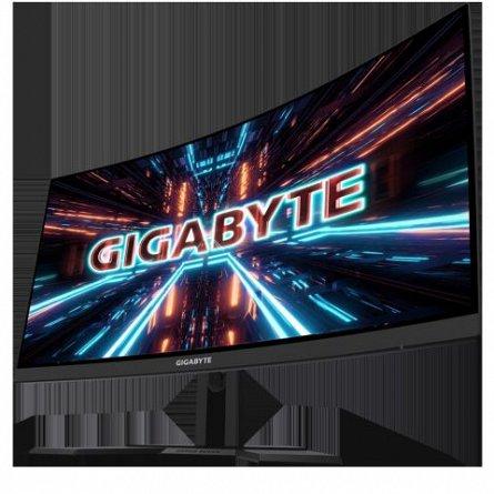 Monitor curbat Gigabyte G27QC 27