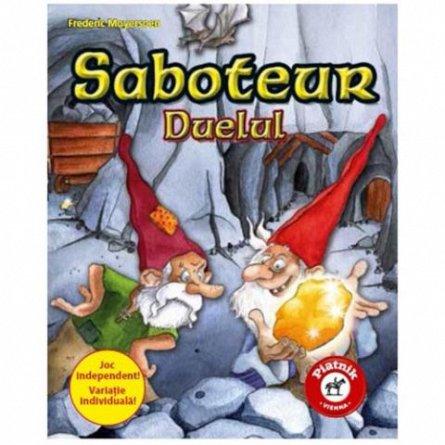 Joc Saboteur - Duelul, Piatnik