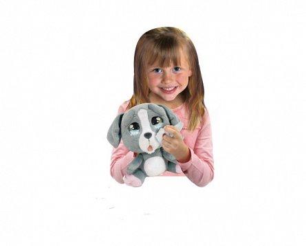 Plus interactiv Cry Pets, Catelus cu lacrimi reale, Giochi Preziosi