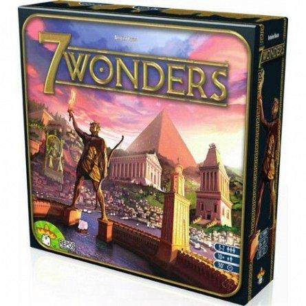 Joc 7 Wonders, V2, Asmodee