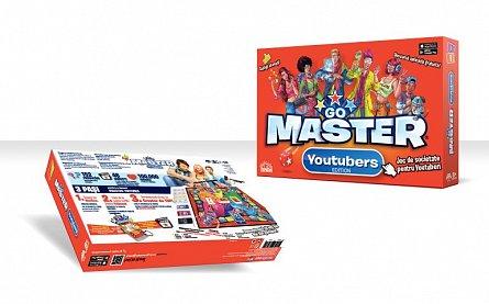 Joc Go Master - YouTubers Edition