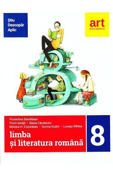 LIMBA ROMANA. CLASA 8. STIU. DESCOPAR. APLIC