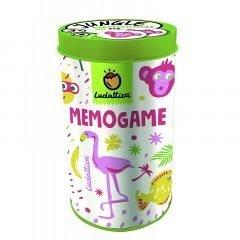 Joc de memorie Memogame - Jungla