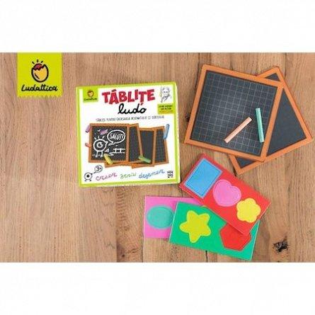 Tablite Ludo, Montessori