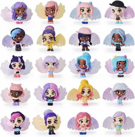 Figurine Hatchimals Mini Pixies - Fluturi si licurici, 2 buc, diverse modele