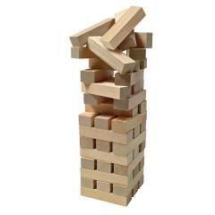 Joc Turnul buclucas, in cutie de metal