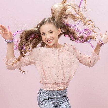 Set extensii par Hollywood Hair Extension maker - Party Pop