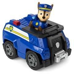 Figurina Patrula Catelusilor - Vehicul cu figurina, Chase
