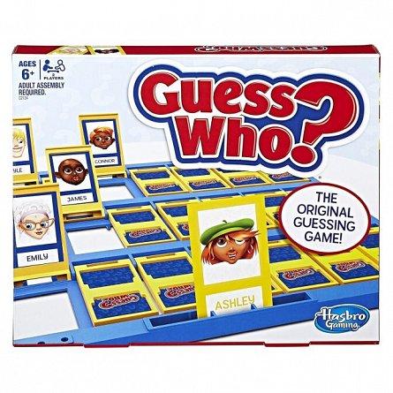 Joc Guess Who, Original