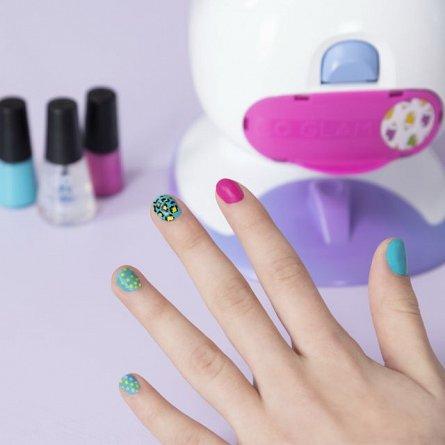 Set manichiura Go Glam Nail Salon