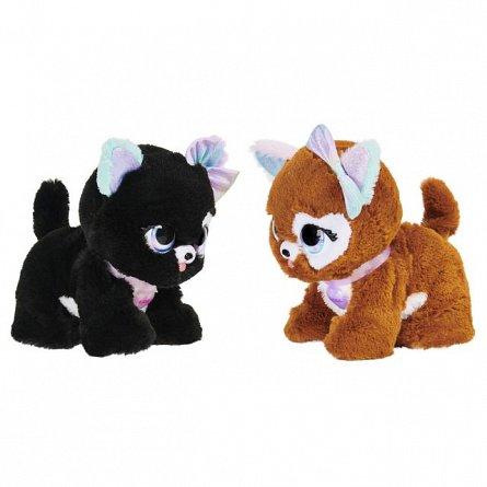 Plus interactiv Present Pets - Glitter Pups
