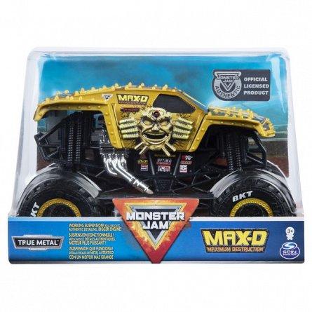 Masina Monster Jam - Max-D, 1:24