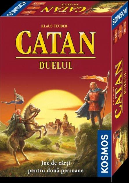 Joc Colonistii din Catan - Duelul